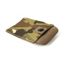 Belt Mounted Ten-Speed Hand Cuff Pouch With Adjustable Belt Loop