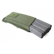 Belt Mounted Low Postion Ten-Speed M4 Magazine Pouch With Adjustable Belt Loop