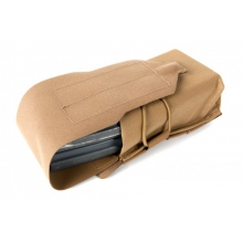 Double M4 Magazine Pouch With Flap by Blue Force Gear