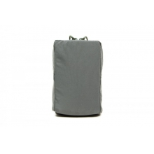 Medium Vertical Utility Pouch (Zippered)