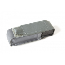 Single Pistol Mag Pouch With Flap by Blue Force Gear