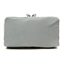 Medium Horizontal Utility Pouch (Zippered)