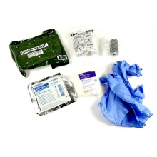 Trauma Kit Supplies Sealed Packet by Blue Force Gear