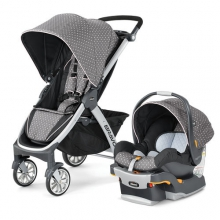 Bravo Trio System Lilla by Chicco
