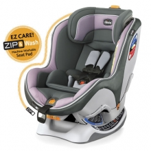 Nextfit Zip Baby Car Seat Lavender by Chicco