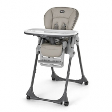 Polly Vinyl Highchair Papyrus by Chicco