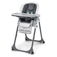 Polly Vinyl Highchair Empire by Chicco