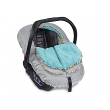 B-Warm Insulated Infant Car Seat Cover by Britax in Brentwood Ca