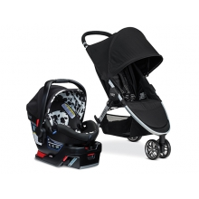 B-Agile 3/B-Safe 35 Elite Travel System, 2016 by Britax