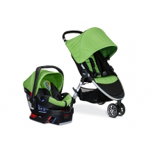 B-Agile 3/B-Safe 35 Travel System, 2016 by Britax
