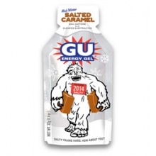 Salted Caramel Energy Gel by Gu