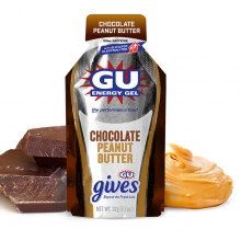 GU Energy Gel - Strawberry Bannana SINGLE by Gu