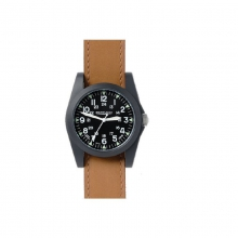 A-3P Sportsmen Vintage Field Watch - Tan Leather in State College, PA