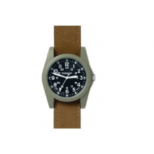 A-3P Sportsmen Vintage Field Watch - Olive Brown in State College, PA