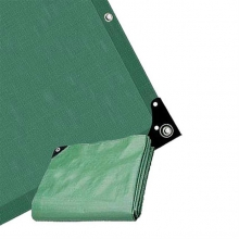 Poly Tarp 8 X 10 by Base Gear