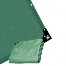 Green Poly 10 x 12 Tarp