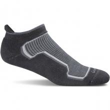 Taos Micro Sock Closeout Mens - Black M/L by Goodhew
