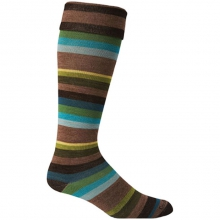 Whirlwind Sock Womens - Espresso S/M by Goodhew