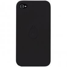 Matte Jacket Iphone 4 Case - Black by Nixon