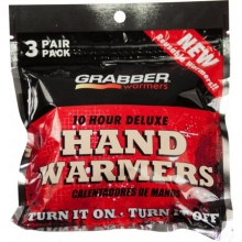Hand Warmers 10 Hour Resealable - 3 pack in Austin, TX