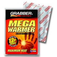 Sleeping Bag Mega Warmer 12+ Hour by Grabber