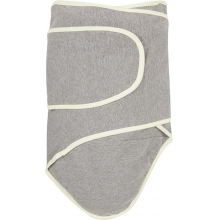 Miracle Blanket - Grey with Yellow Trim by MiracleWare