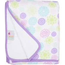 Serenity Blanket - Colorful Bursts Serenity Blanket