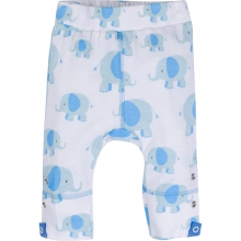 Adjustable Pants - Blue Elephant Adjustable Pants 6-12 Months by MiracleWare in Ashburn Va