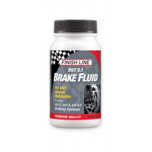 DOT 5.1 Brake Fluid (4-Ounce Bottle)