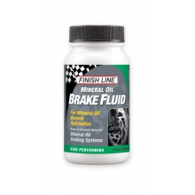 Mineral Oil Brake Fluid (4-Ounce Bottle)