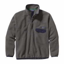 Men's Synchilla Snap-T Pullover by Patagonia in State College Pa
