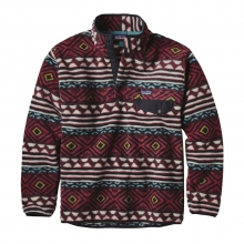 Men's Synchilla Snap-T Pullover by Patagonia in Ellicottville Ny