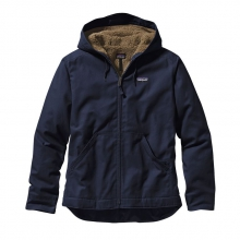 Men's Lined Canvas Hoody