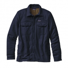 Men's Insulated Fjord Flannel Jacket by Patagonia