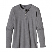 Men's L/S Daily Henley by Patagonia in Seward Ak