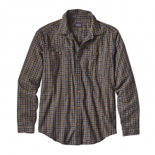 Men's L/S Pima Cotton Shirt by Patagonia in Durango Co