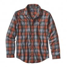 Men's L/S Pima Cotton Shirt by Patagonia in Clinton Township Mi