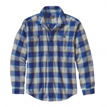 Men's L/S Pima Cotton Shirt by Patagonia in Colorado Springs Co