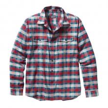 Men's L/S Buckshot Shirt by Patagonia in Seward Ak