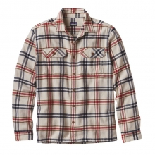 Men's L/S Fjord Flannel Shirt by Patagonia in Virginia Beach Va