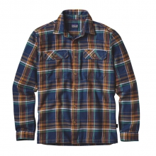 Men's L/S Fjord Flannel Shirt by Patagonia in Alexandria La