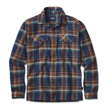 Men's L/S Fjord Flannel Shirt by Patagonia in Ames Ia