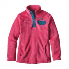 Girls' Re-Tool Snap-T Pullover by Patagonia in Fairbanks Ak