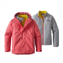 Girls' 3-in-1 Jacket