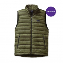 Men's Down Sweater Vest by Patagonia in Fort Collins Co