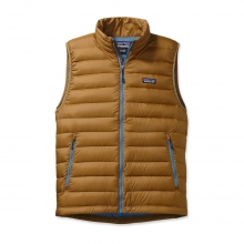 Men's Down Sweater Vest by Patagonia in Gallatin Gateway MT
