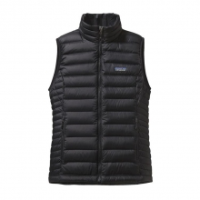 Women's Down Sweater Vest by Patagonia in Boulder Co