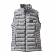 Women's Down Sweater Vest by Patagonia in Great Falls Mt