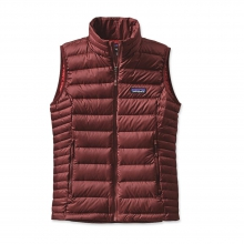 Women's Down Sweater Vest by Patagonia in Missoula Mt