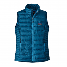Women's Down Sweater Vest by Patagonia in Burlington Vt